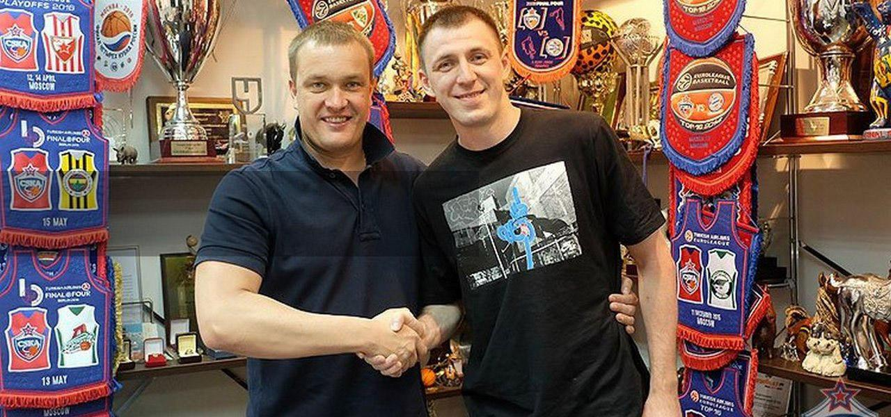 Vitaly Fridzon to continue with CSKA