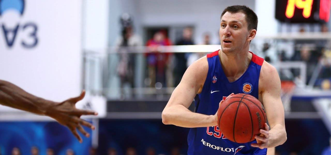 Vitaly Fridzon played his<br>200th game in the VTB League